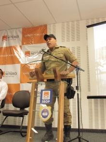 Inspetor Geral Leandro da Vitória Nunes