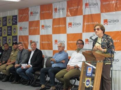 Professora Marlene Salgado de Oliveira, reitora da UNIVERSO